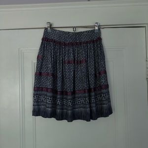 Urban Outfitters Skirts - Urban Outfitters Ecoté lace patterned skirt